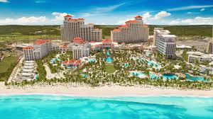 Grand Hyatt Baha Mar Caribbean Bahamas%2C The Nassau